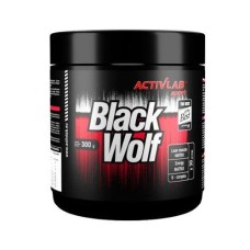 Activlab Sport Black Wolf Pre-Workout 300 gr