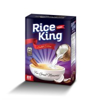 Alpha Rice King Coconut Limited Edition 400 Gr