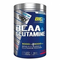 Big Joy BCAA+Glutamine 600 G Karpuz