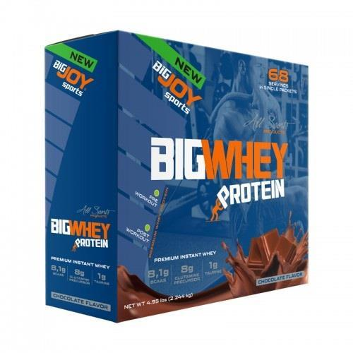 Big Joy Big Whey 2244 Gr 68 Saşe MİX 2