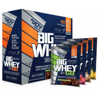 Big joy BIGWHEYGO Whey Mix Aroma 68 Servis MİX 2