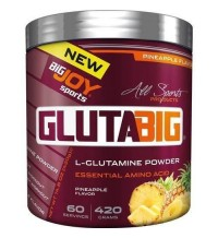 Big Joy Glutabig Powder 420 Gr Ananas