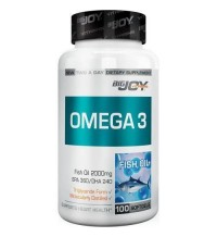 Big Joy Vitamins Omega 3 100 Softgel