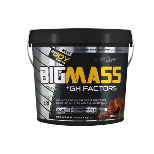 Bigjoy Sports-Bigmass Gh Factors Çikolata 3kg