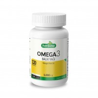 Herbina Omega 3 1000 MG 120 Softgel
