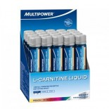 Multipower L-Carnitine Liquid Forte 1800 Mg 20 Amp ŞEFTALİ
