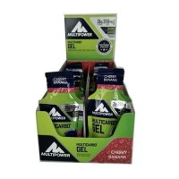 Multipower Multicarbo Gel 40 Gr 24 Adet