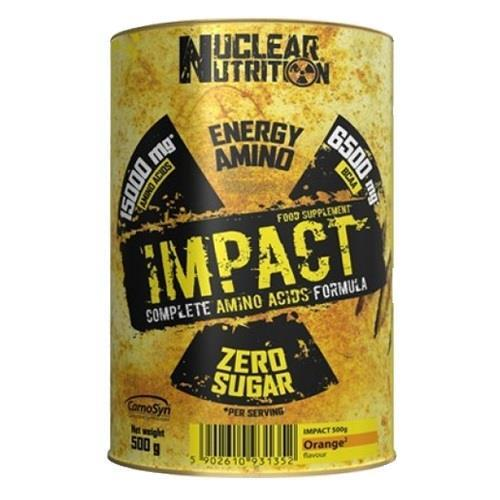 Nuclear Impact Complete Amino Acids Formula 500 Gr PORTAKAL