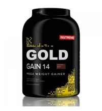Nutrend Gold Gain 14 Mega Weight Gainer 3000 Gr MUZ