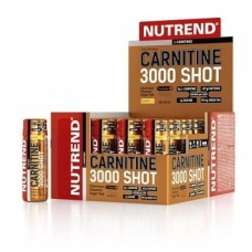 Nutrend L-Carnitine 3000Mg Shot 20 Ampul LİMON