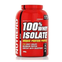Nutrend Whey Isolate 1800 Gr ÇİLEK