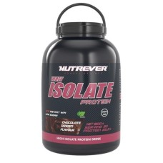 Nutrever Whey İsolate Protein 900 g