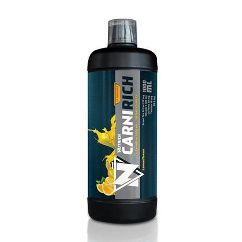 Nutrich Carnirich Thermo 3000 Mg 1000 ml LİMON