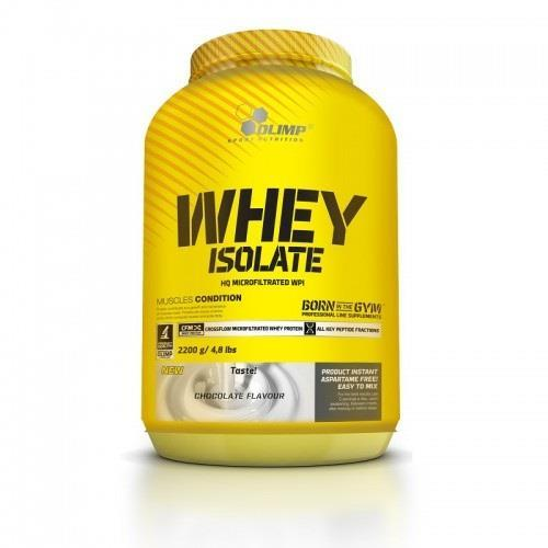 Olimp Pure Whey Protein Isolate 2200 Gr ÇİKOLATA