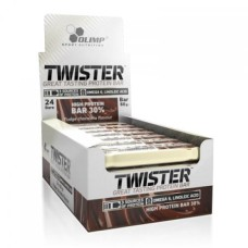 Olimp Twister Bar 60 Gr 24 Adet TİRAMİSU