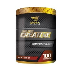 Onyx Nutrition 100% Micronized Creatine 500 Gr