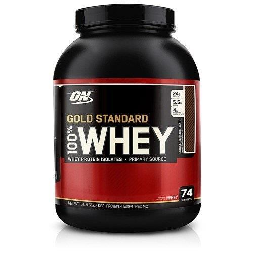 Optimum Gold Standard Whey 2273 Gr ÇİLEK