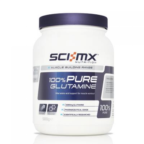 Sci-Mx Glutamine Powder 500 Gr