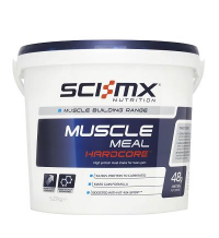 Sci-Mx Muscle Meal Hardcore Gainer 5270 Gr ÇİKOLATA