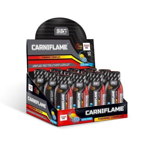 SSN Carniflame 3000 Mg 12 Ampul Electric Lemonde